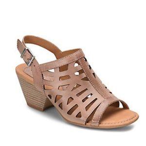 BOC Dixie nude sandals